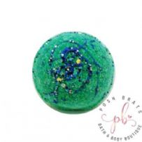 Mermaids Love Glitter Fizzy Bath Bomb VEGAN